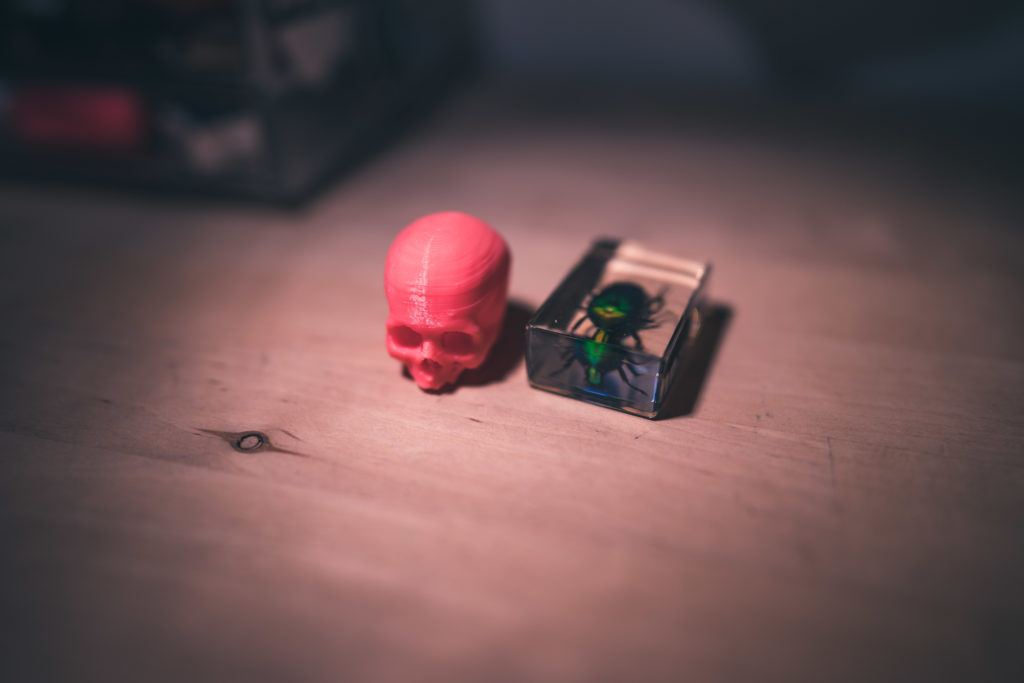 Calavera mini