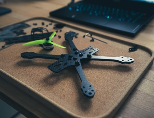 Mi primer drone FPV